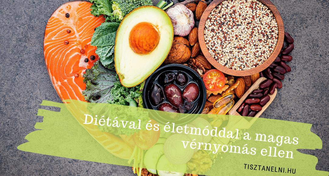 diétás ételek magas vérnyomás ellen siofor és magas vérnyomás