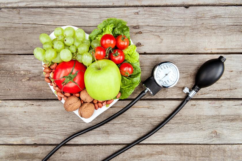 magas vérnyomású étel vele magas vérnyomás megnagyobbodott szív