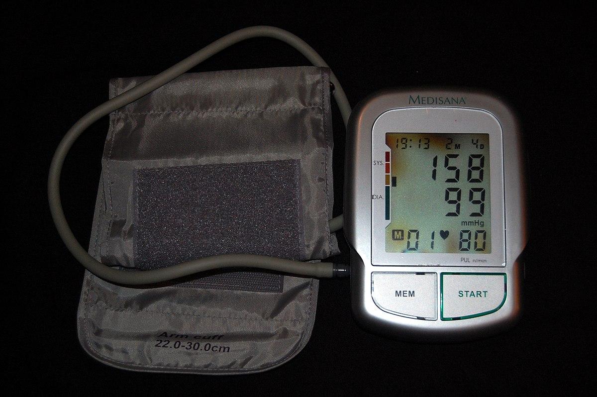 magas vérnyomás norma