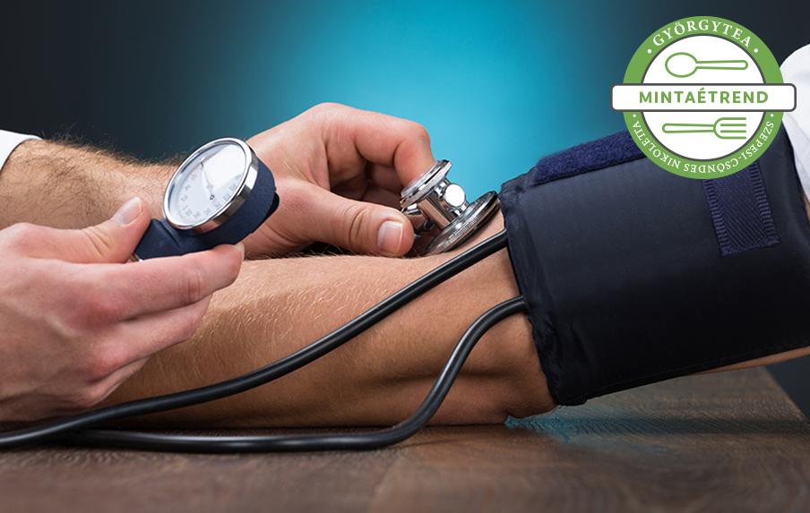 magas vérnyomás esetén sokat ihat