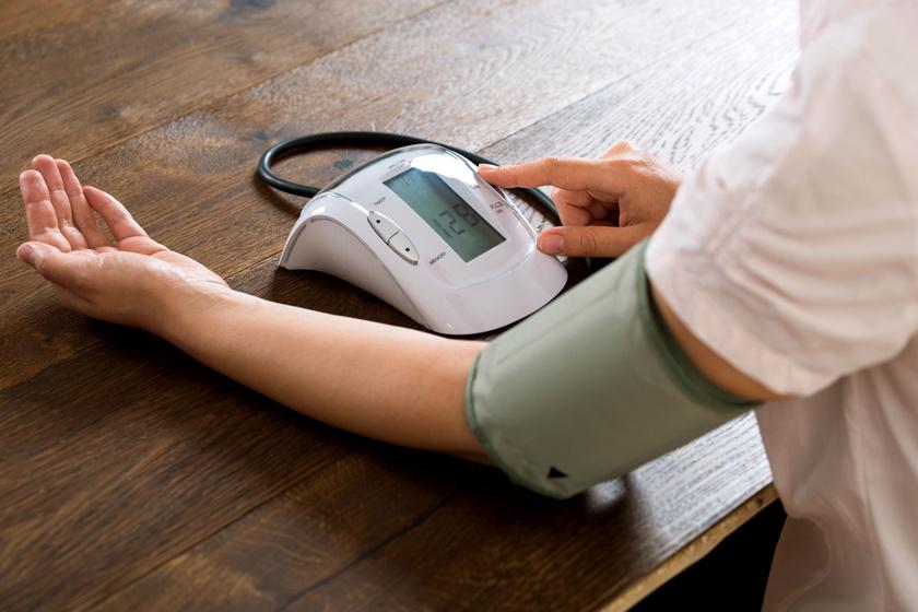 miért rázza meg a magas vérnyomás