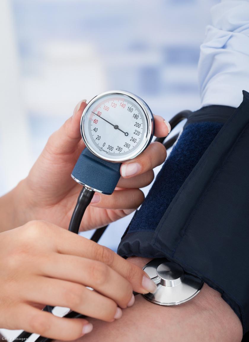 hogyan lehet meghatározni a magas vérnyomást vagy a vd-t