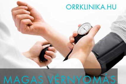 orr magas vérnyomás esetén gyógynövényes gyógyszer a magas vérnyomás kezelésében