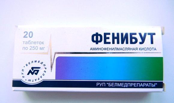 A Phenibut hipertónia esetén alkalmazható