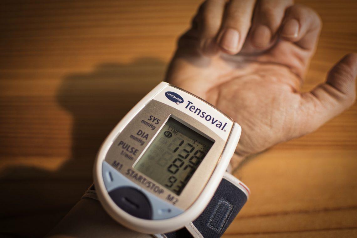 a fiatalok magas vérnyomása