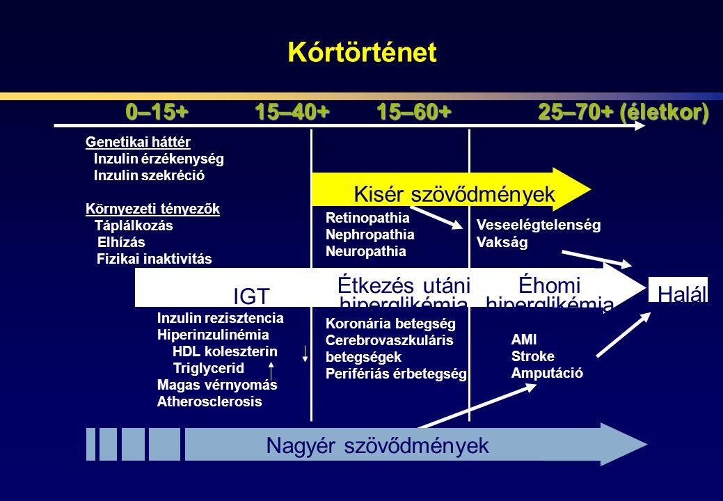 kórtörténet hipertónia cukorbetegség