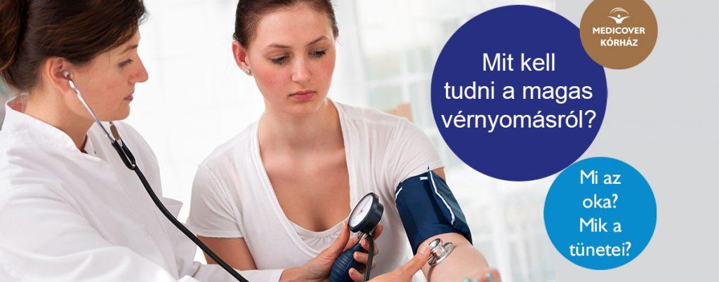 a magas vérnyomás rohamának tünetei magas vérnyomás elleni gyógyszerek CHS
