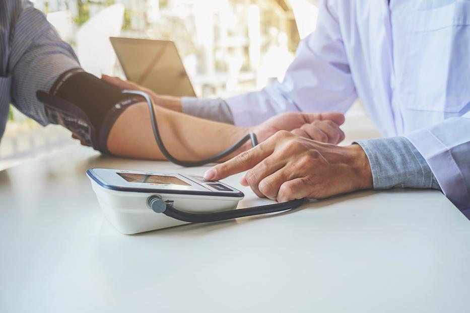 magas vérnyomás művészeti élet harmadik fokú magas vérnyomás kezelése