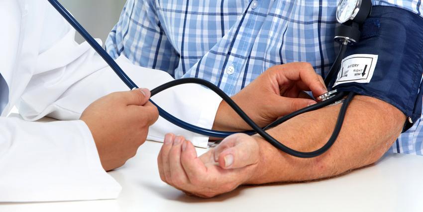 a magas vérnyomás nyomásának jele
