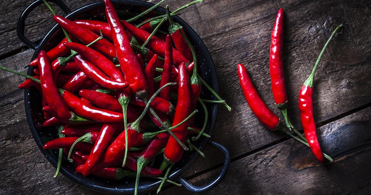 chili paprika és a magas vérnyomás hogyan lehet megérteni a vd-t vagy a magas vérnyomást