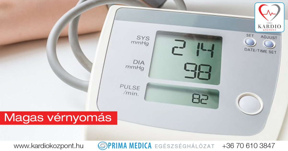 magas vérnyomás emelkedett felső magas vérnyomás 24 évesen