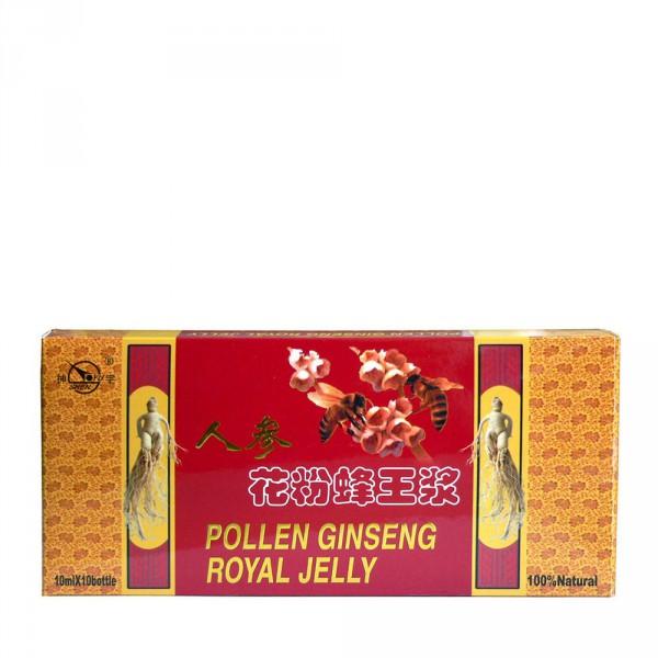 magas vérnyomásból származó pollen