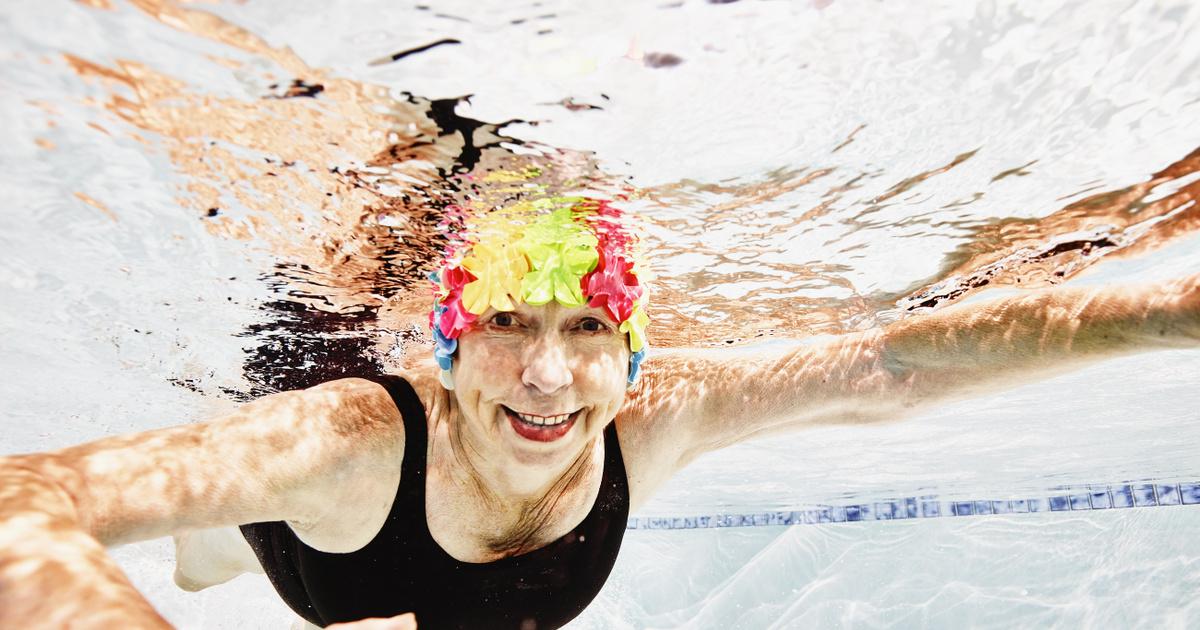 úszás a medencében magas vérnyomás miatt hipertónia könyvtár