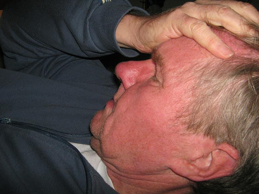 magas vérnyomású migrén