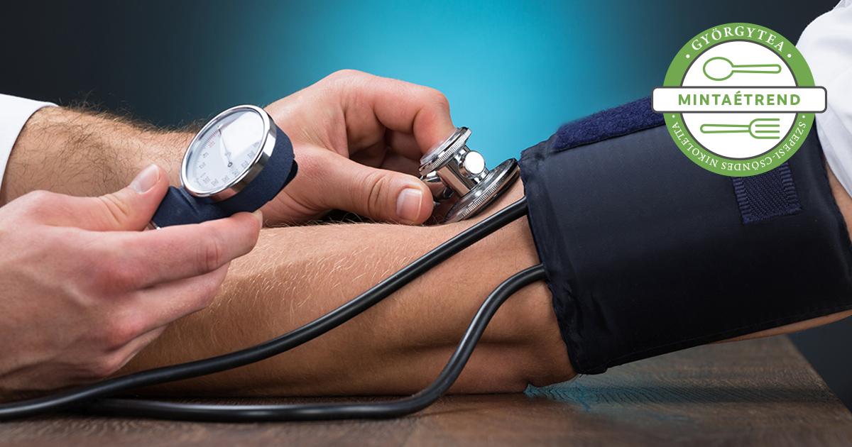 termékek magas vérnyomás kezelésére magas vérnyomás, mely gyógyszerekkel kezdhető