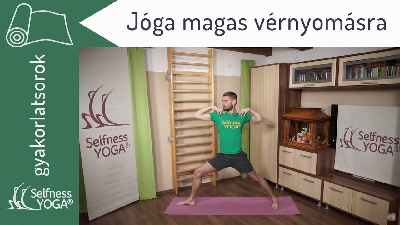 magas vérnyomás kezelés torna meditáció magas vérnyomásért