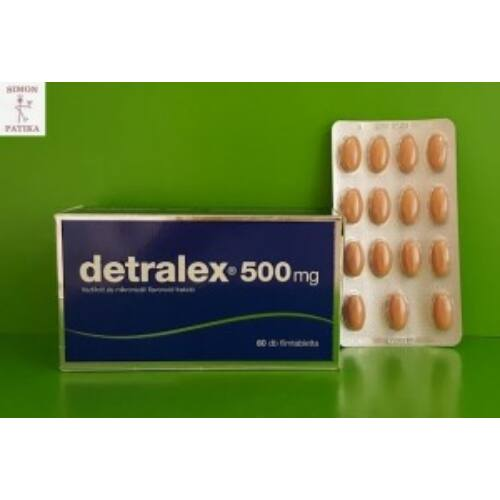 lehetséges-e szedni a Detralex-et magas vérnyomás esetén