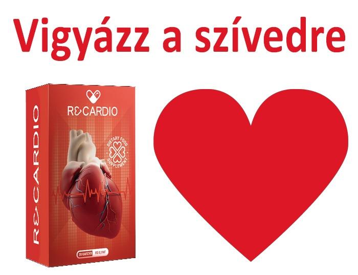 gyógyszer magas vérnyomás és tachycardia kezelésére