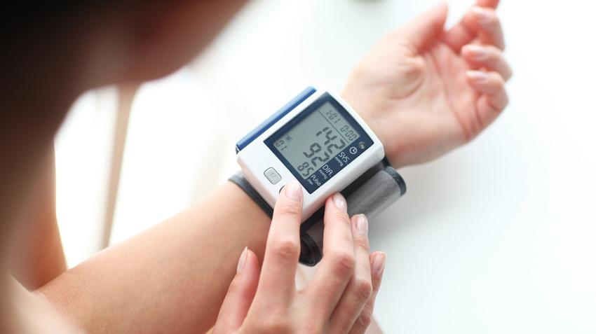 22-nél magas vérnyomás