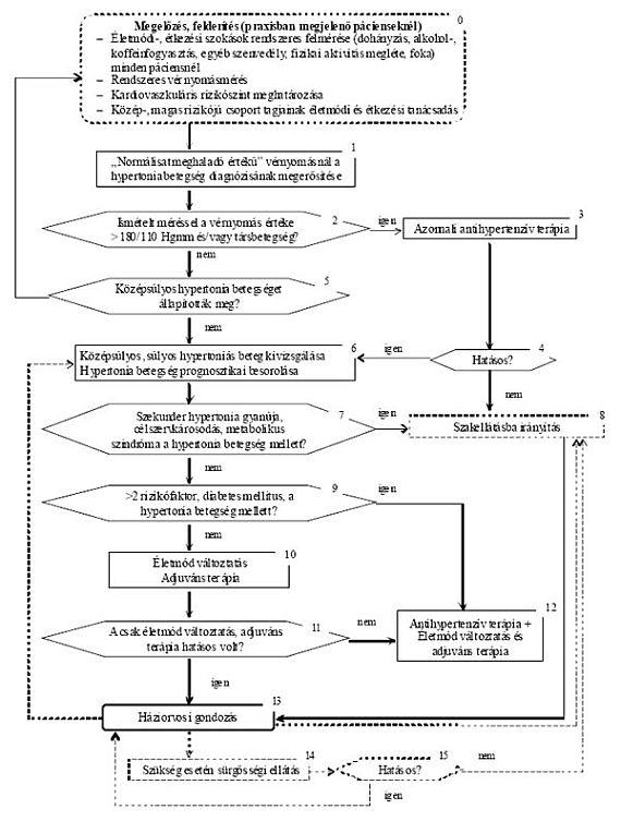 hipertónia 3 stádium prognózisa