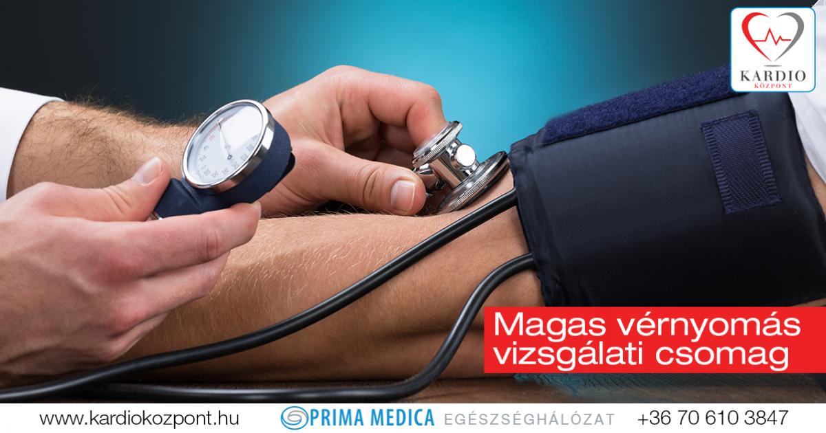 vesebetegségből származó magas vérnyomás
