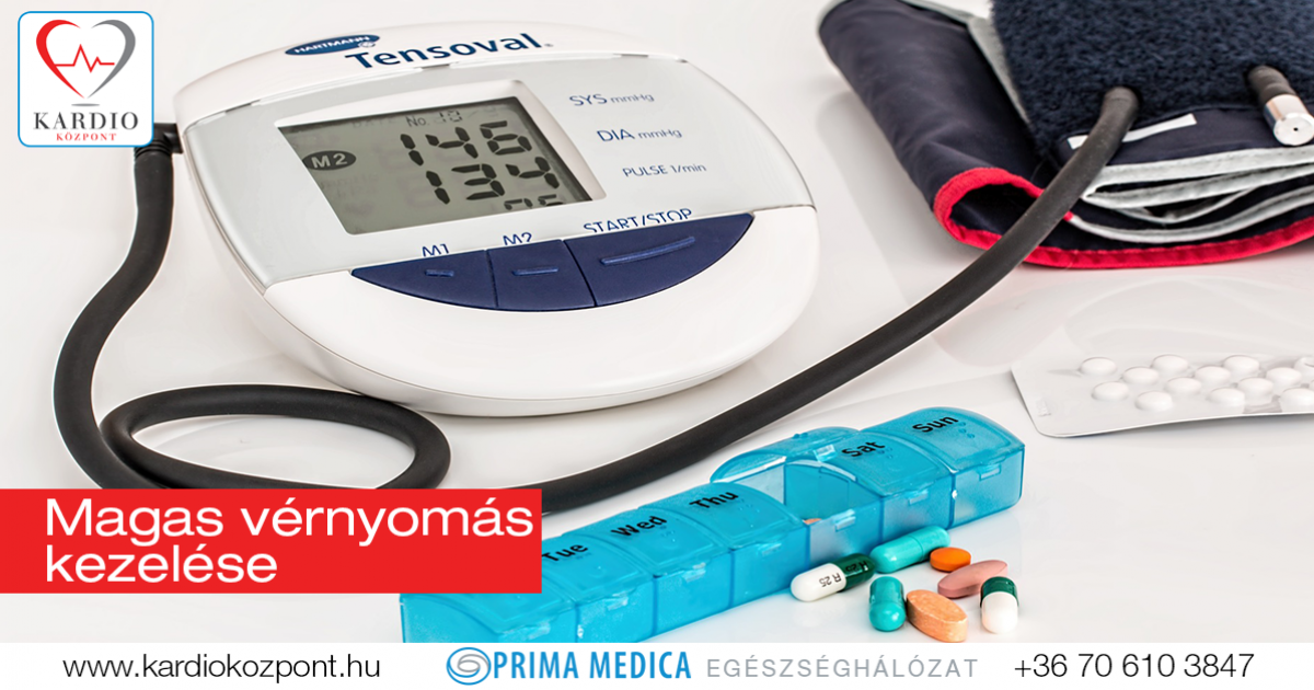 magas vérnyomás és hidronephrosis kezelés